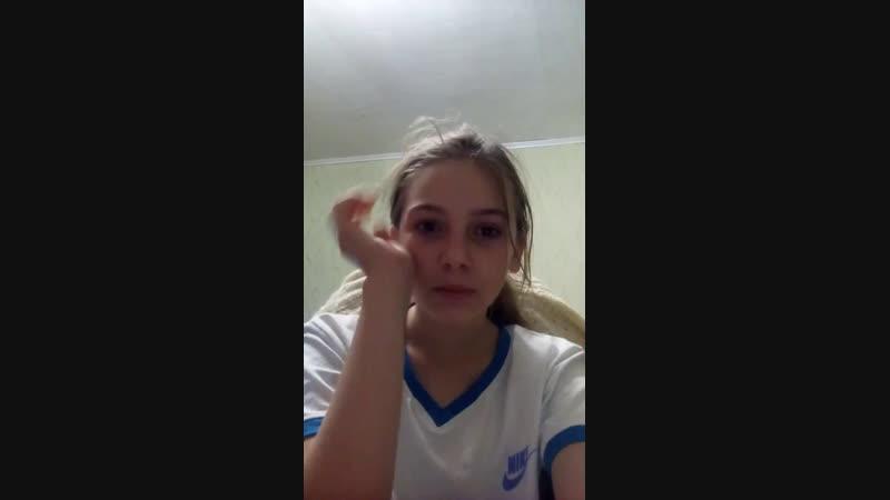 Елизавета Первунецких Live