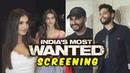 India's Most Wanted Special Screening | Arjun Kapoor, Tara Sutaria, Kriti Sanon