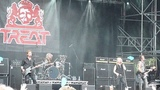 Treat - Medley + We Own The Night- Live at Vasby Rockfestival 2014-07-19