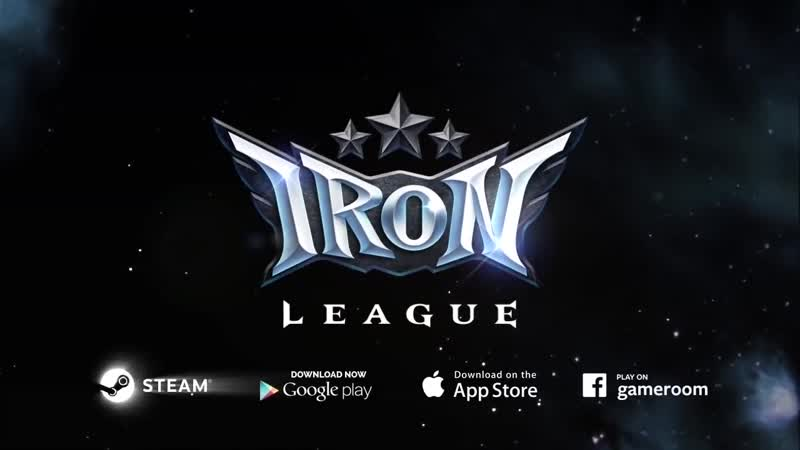 Real-time Global MOBA_ Iron League PV