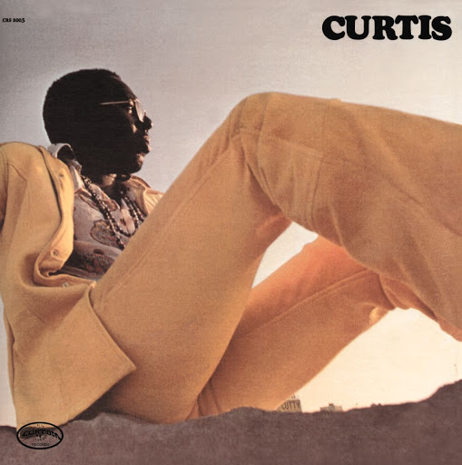 Curtis Mayfield альбом Curtis (Expanded Edition)