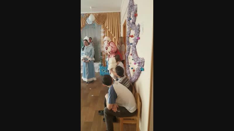 23.12.18 Поездка в Ишимбайский детский приют