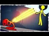 [Quantum Games] БОЛЬШОЙ БОСС vs ЧЕЛОВЕЧЕК В STICK FIGHT THE GAME!!!
