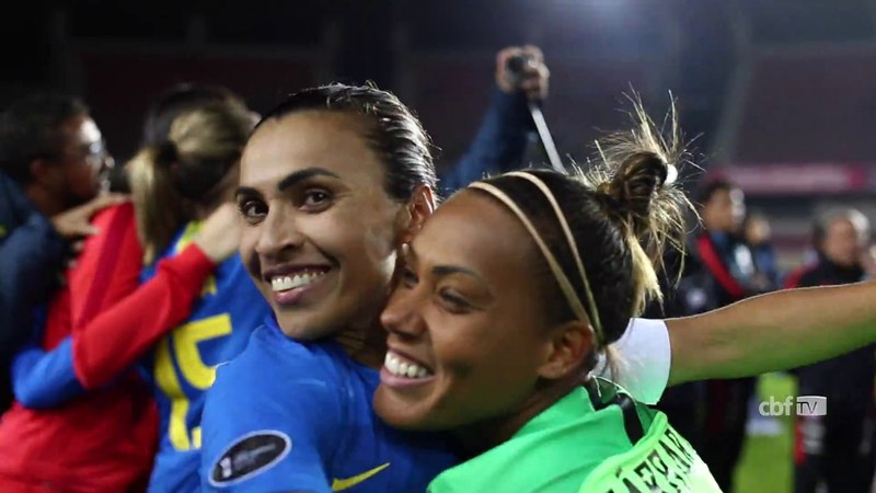 Seleção Brasileira Feminina: confira os bastidores do título da Copa América