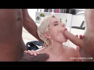 Amaranta Anal,Big Ass,Big Tits,Double Penetration DP,Blonde,2018,HD