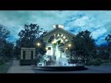 Старый кинотеатр в парке Гагарина