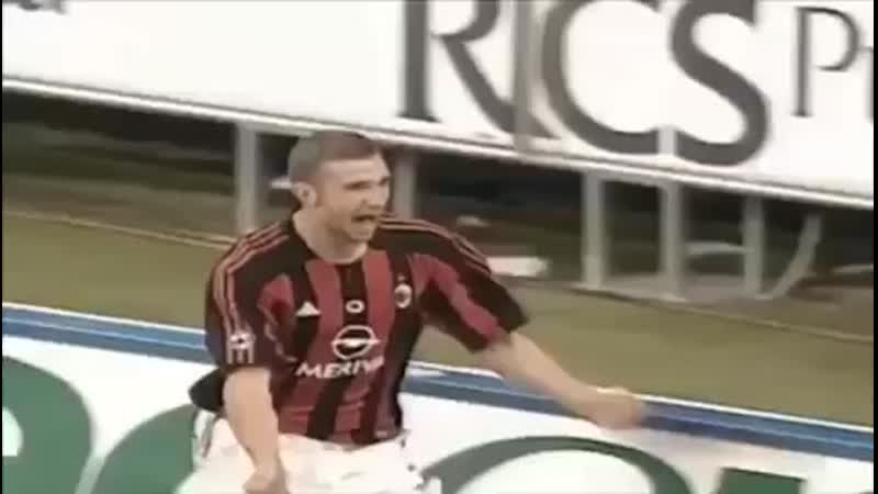 Shevchenko goals Inter