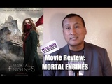 My Review of 'MORTAL ENGINES' Movie Couldn't Care Less About It