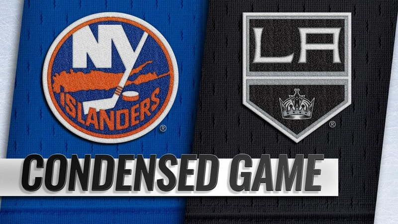 10/18/18 Condensed Game: Islanders @ Kings