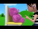 Teddy Bear Teddy Bear Turn Around Nursery Rhymes Songs Children Rhymes by Bob The Train S02E20