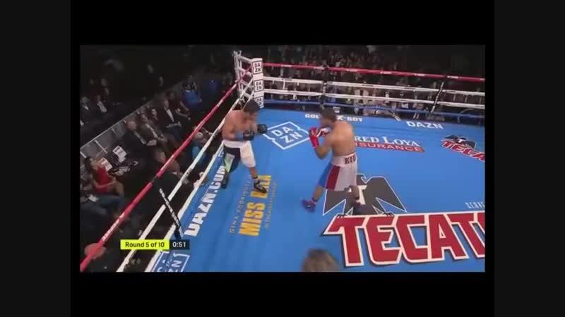 Садам Али – Маурисио Эррера (Sadam Ali vs. Mauricio Herrera) 15.12.2018