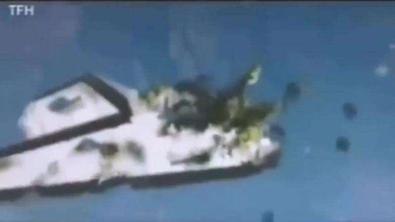 Два НЛО уничтожили на орбите Земли шаттл Колумбия