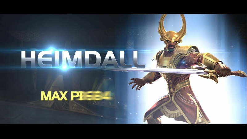 Heimdall (Хеймдалль) | Marvel Contest of Champions