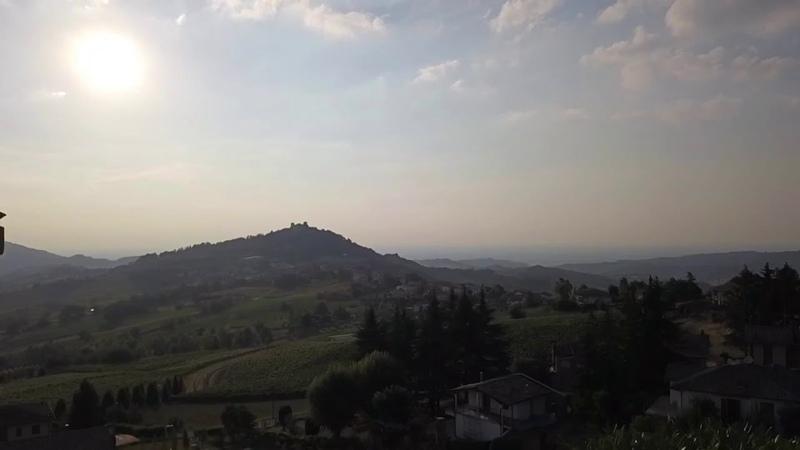 Montalto Pavese e il suo Castello DJI Mavic Pro
