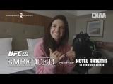 UFC 224 Embedded  Vlog Series - Episode 3