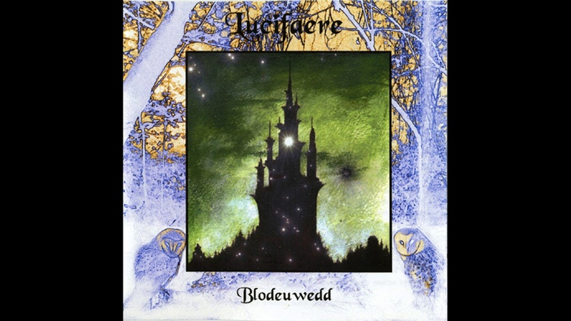 Lucifaere (Jim Kirkwoods side project) - Blodeuwedd (2002) (Electronic Fantasy Ambient)