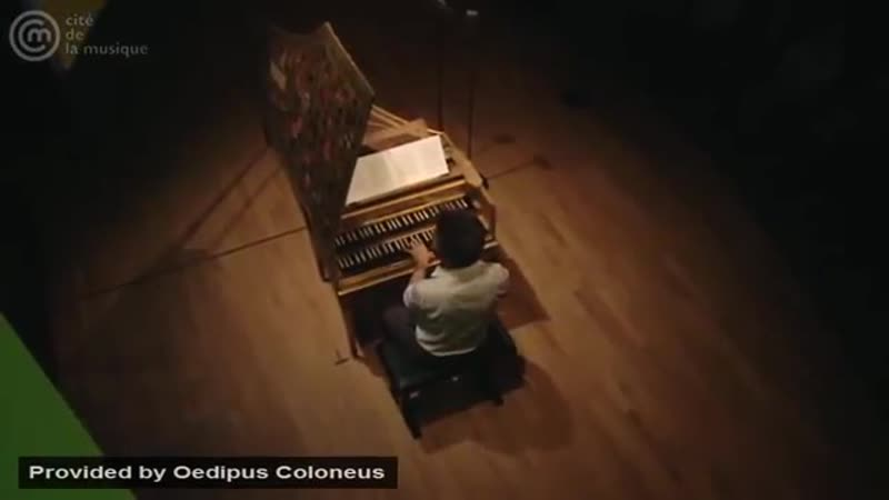Bach_ Prelude and fugue for harpsichord in A minor, BWV 894 _ Jean Rondeau