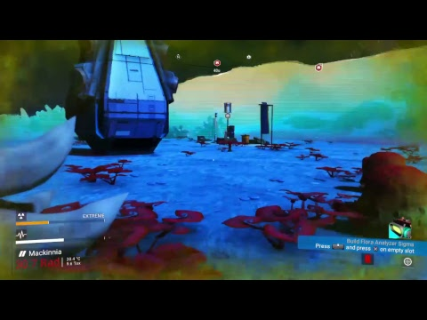 [No Man's Sky] Suede Plays A Game While Answering Patron Questions 13/07/18