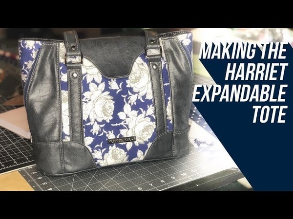 Making the Harriet by Swoon Sewing Patterns