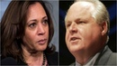 Rush Asks: 'What's the Difference Between Kamala & Stormy?' Harris F-reaks Out