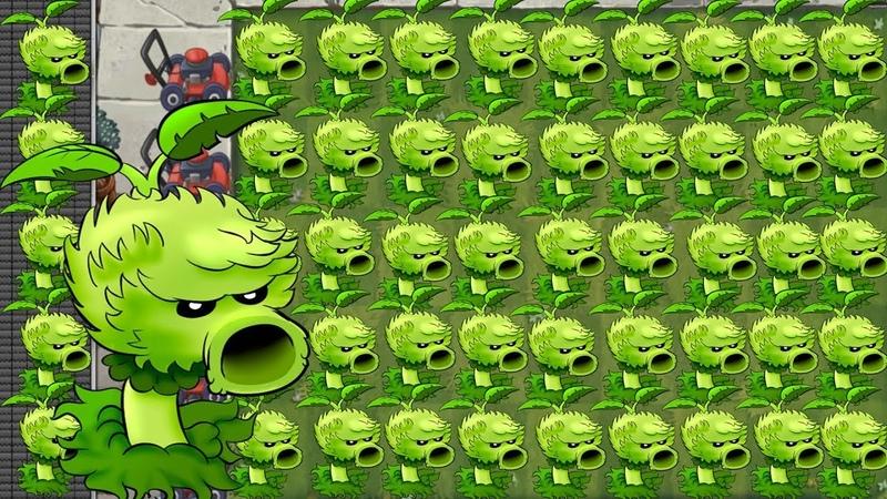 Plants vs Zombies 2 MOD All Power Mints Pvz 2 Vs Freakin Zomboss