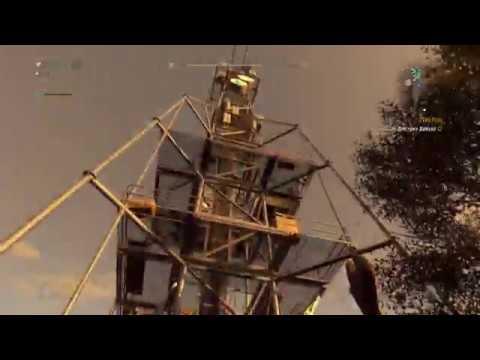 Aiken's Extreme Jump (Dying Light with Sheridan Aiken)