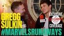 Gregg Sulkin interviewed: MarvelsRunaways cast/crew for Season 2 setvisit Hulu