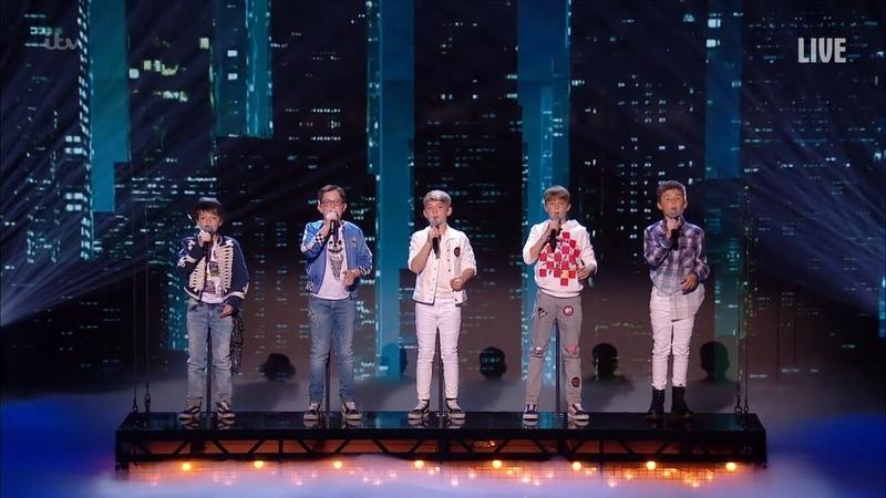 Britain's Got Talent 2018 Live Semi-Finals Bring It North Full S12E16