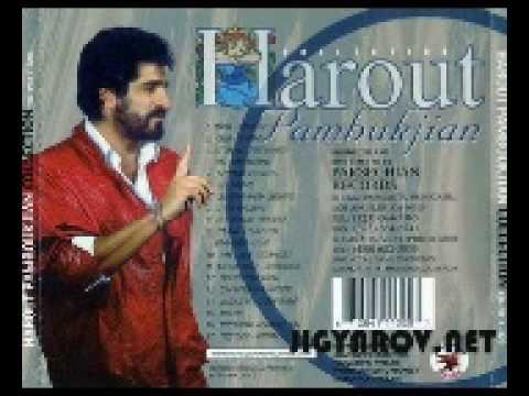 Hayi achqer Harout Pamboukjian