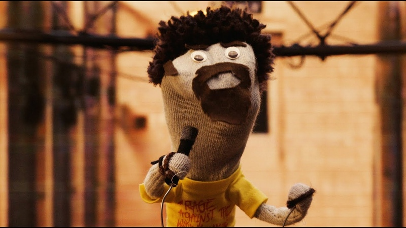 System of a Down - Chop Suey (Sock Puppet Parody)