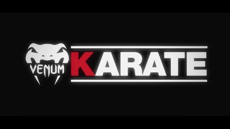 Venum Karate Antonio Diaz
