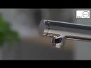 Hansgrohe Metris Select kitchen mixer swivel spout