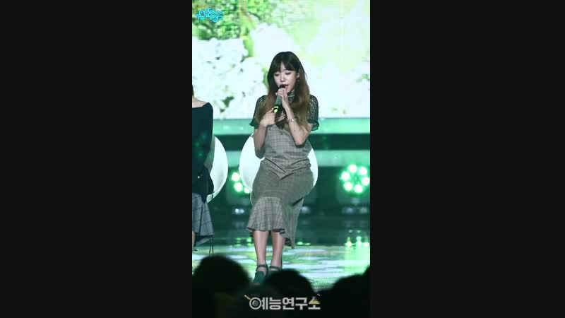(161001) Music Core Fancam: Ding Dong (Namjoo)