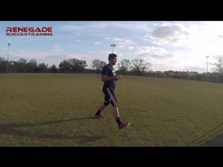 Complete Beginner Soccer Workout - Get In Shape and Get In The Game - Renegade Soccer Training