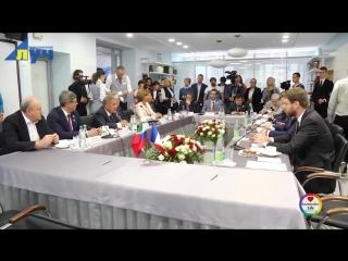 В Альметьевске подписано Соглашение о сотрудничестве между Республикой Татарстан и правительством Новгородской области