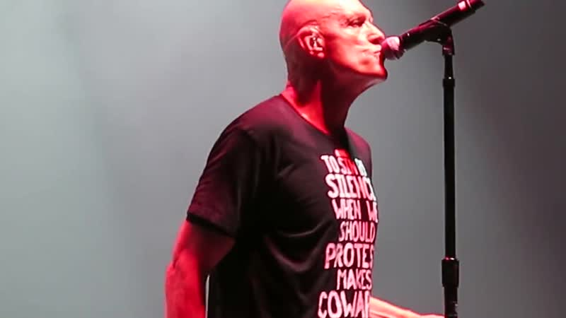 16. Midnight Oil - Power And The Passion (live at Olympia 25.07.17)