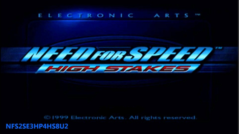 Need For Speed 4 High Stakes Soundtrack - Paradigm Shifter (HD 1080p)