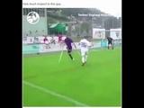 amputee footballer brilliant skills