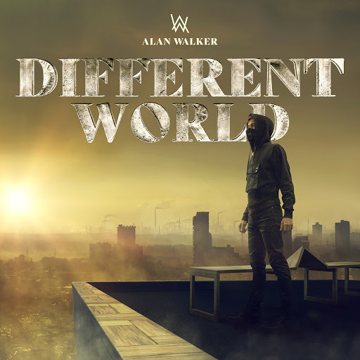 Alan Walker альбом Different World
