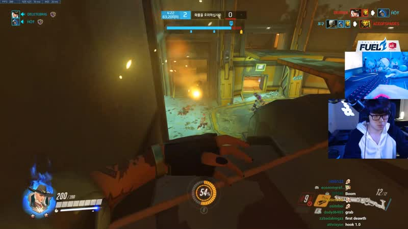 EFFECT flank potential Ashe