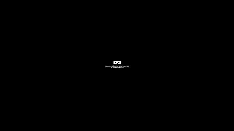 Черная заставка инструкция видео 360 градусов