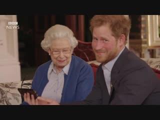 The Queen vs The President - Invictus Games