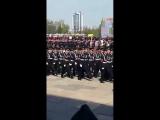 Московский парад кадет, посвящённый Дню Победы. ГБОУ Школа 1788