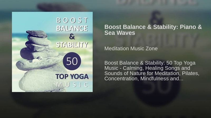 Boost Balance Stability: Piano Sea Waves