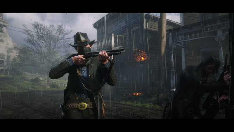 Red Dead Redemption 2 - The Highest Rated Game on PlayStation®4 and Xbox One
