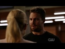Arrow Oliver and Felicity 6x19 Scene Felicity I will always come back