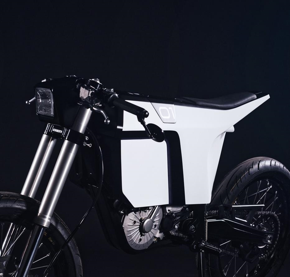 Urban Motor: кастом KTM Freeride E-SM ака Enjoy the Silence
