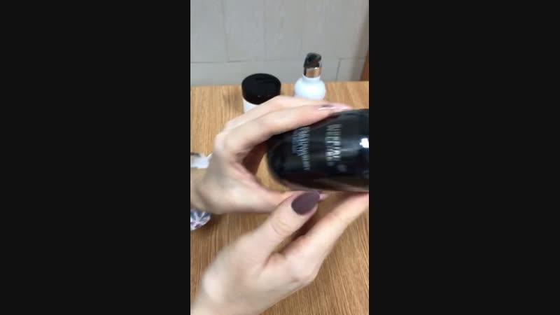 Молочко гель для тела