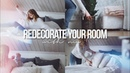 REDECORATE YOUR ROOM 2018! how to have an aesthetic room!