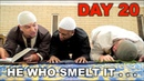 Islamicize Me Day 20 Farting in the Mosque